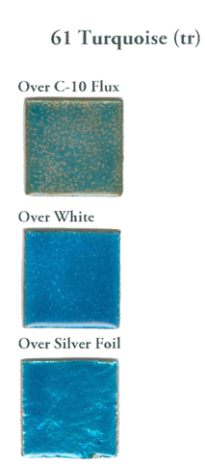 61 Turquoise (tr) - Product Image