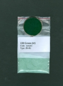 128 Green (tr)  - Product Image