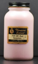 709 Geranium (op)   1 Bottle Is Available - Product Image
