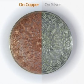 7438 Flux Copper Tint (tr) - Product Image