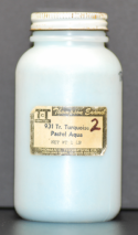 931 Turq. Pastel Aqua (tr)   1 Bottle Is Available - Product Image