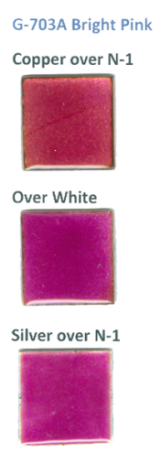 G-703A Bright Pink (tr) - Product Image