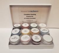 Hirosawa Painting Enamel Kit  - Product Image