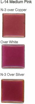 L-14 Medium Pink (tr) - Product Image