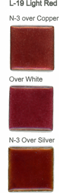 L-19 Light Red (tr) - Product Image