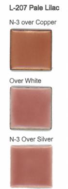 L-207 Pale Lilac (tr) - Product Image