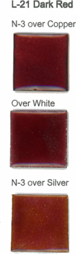 L-21 Dark Red (tr) - Product Image