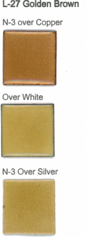L-27 Golden Brown (tr) - Product Image