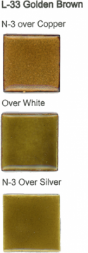 L-33 Golden Brown (tr) - Product Image