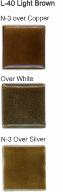 L-40 Light Brown (tr) 8 ounces are available  - Product Image