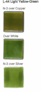 L-44 Light Yellow-Green (tr)  permanently unavailable   - Product Image