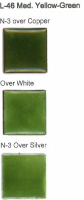 L-46 Medium Yellow-Green (tr) - Product Image