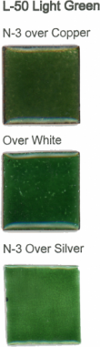 L-50 Light Green (tr) - Product Image