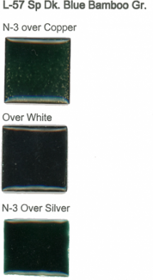 L-57 Special Dark Blue Bamboo Green (tr) - Product Image