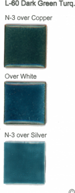 L-60 Dark Green Turquoise (tr) Out of Stock - Product Image