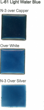 L-61 Light Water Blue (tr) - Product Image