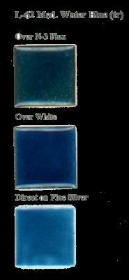 L-62 Medium Water Blue (tr) - Product Image