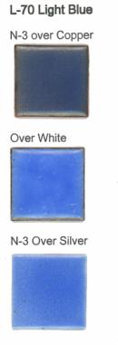 L-70 Light Blue (tr)  - Product Image