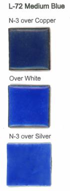 L-72 Medium Blue 2 (tr)  - Product Image