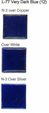 L-77 Very Dark Blue 12 (tr) - Product Image