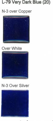 L-79 Very Dark Blue 20 (tr) - Product Image