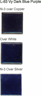 L-83 Very Dark Blue Purple (tr) - Product Image