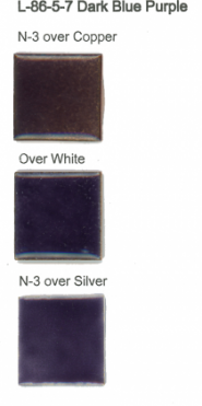 L-86 5-7 Dark Blue Purple (tr) - Product Image