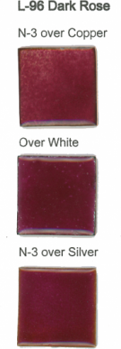 L-96 Dark Rose (tr)  permanently unavailable - Product Image
