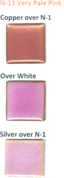 N-13 Very Pale Pink (tr)  - Product Image