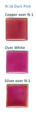 N-16 Dark Pink (tr) - Product Image