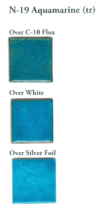 N-19 Aquamarine (tr)  - Product Image