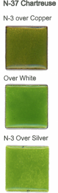 N-37 Chartreuse (tr) permanently unavailable - Product Image