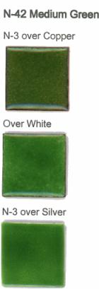 N-42 Medium Grass Green (tr) - Product Image