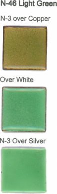 N-46 Light Green (tr) - Product Image