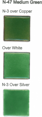 N-47 Medium Green (tr) - Product Image