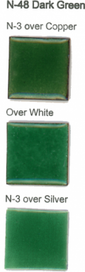 N-48 Dark Green (tr) - Product Image