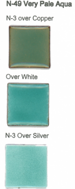 N-49 Very Pale Aqua (tr) - Product Image