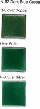 N-52 Dark Blue Green (tr) - Product Image