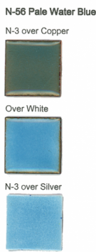N-56 Pale Water Blue (tr)  permanently unavailable - Product Image