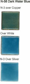N-58 Dark Water Blue (tr) - Product Image