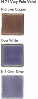N-71 Very Pale Violet (tr) - Product Image