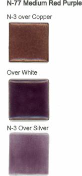 N-77 Medium Red Purple (tr)  - Product Image
