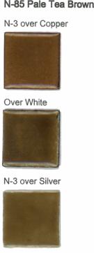 N-85 Pale Tea Brown (tr) - Product Image