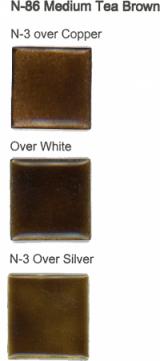 N-86 Medium Tea Brown (tr) - Product Image