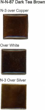 N-87 Dark Tea Brown (tr) - Product Image