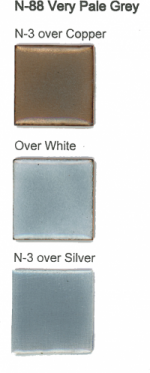 N-88 Very Pale Grey (tr)  permanently unavailable  - Product Image
