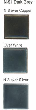 N-91 Dark Grey (tr) - Product Image