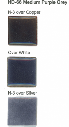 ND-66 Medium Purple Grey (tr) - Product Image