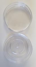 Plastic Round 1/2 oz. - Product Image