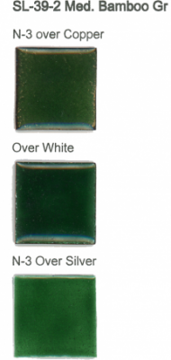 SL-39-2 Med. Bamboo Green (tr) - Product Image